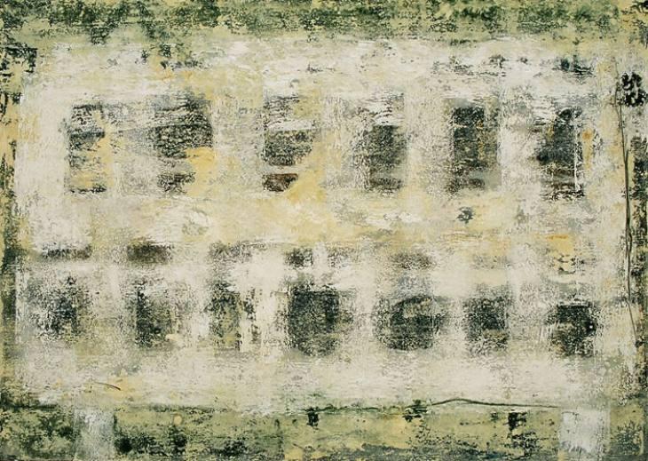 Iz cikla ZADNJA VEČERJA, 50x70cm, olje-platno, 2003