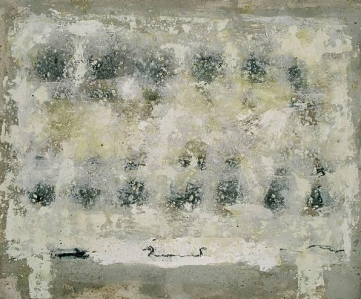 Iz cikla ZADNJA VEČERJA, 50x60cm, olje-platno, 2004