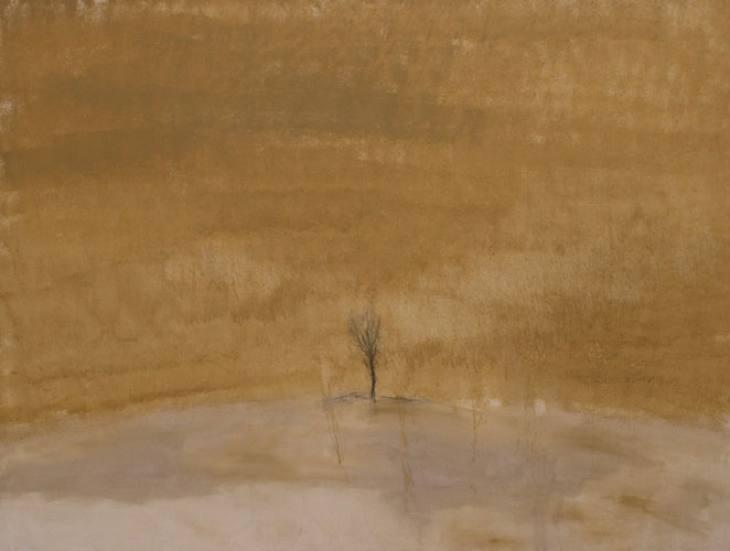 DREVO-IV,150x240cm,olje-pl, 2011